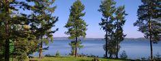 Приозерный, озеро Таватуй