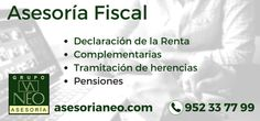 Asesoría fiscal en Málaga para particulares (Declaración de la Renta, herencias, IVA...)