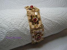 Tila beads bracelet | JewelryLessons.com