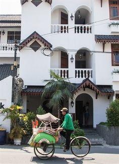 Paradijsje Bladok Losmen in Yogyakarta