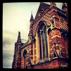 Keble College Chapel, Oxford University
