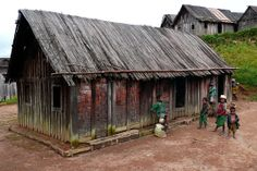 Ifasina, village zafimaniry