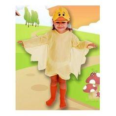 Disfraz de pato - Imagui