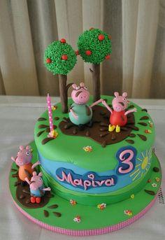 ▷ Cumpleaños Peppa Pig ⇒ ¡Fiesta temática de la cerdita + querida!