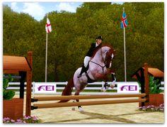 Sims 3 Horses Jumping | sims 3 horse jumping