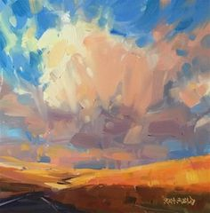 DPW Fine Art Friendly Auctions - Roadtrip by Cathleen Rehfeld