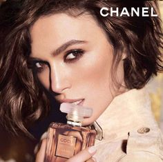 Adde K Hair Salon Lifestyle Blog: Keira Knightley channels a Muse for Chanel