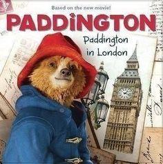 Books; Paddington in London