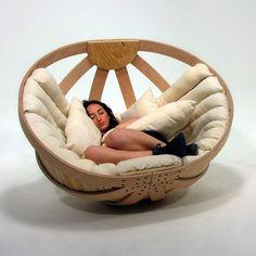 Cocoon Hammock: Henry Hall Designs Luxury Outdoor Furniture | Elite Choice ($5000+) - Svpply