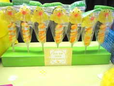"""Lollipop Stand - """"For The Little Ducklings"""""""