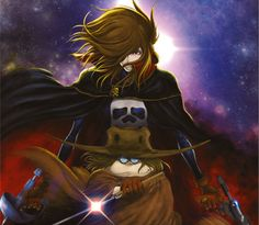 """Une fois n'est pas coutume, aujourd'hui nous parlons d'un manga, un classique de chez classique : Capitaine Albator T2 chez les Editions Kana !  À feuilleter ici :   """"Il revient...! Plus que jamais décidé à combattre les Sylvidres, Tadashi Daiba rejoint l'équipage de l'Arcadia. Au cours des nombreuses batailles qui l'attendent, il va apprendre à devenir un homme, un vrai ! """""""