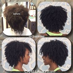 Deva Cut, Naturally Curly, Afro, Curls, Curly Hair Styles, Hair Cuts, Hair Color, Instagram Posts, Beautiful