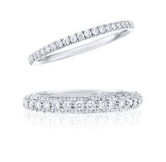 Harry Winston Micropave Ring