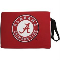 Alabama Crimson Tide Stadium Cushion - Crimson