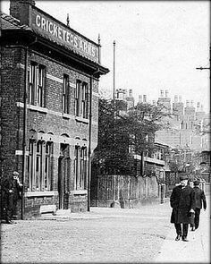 The Cricketers Arms Manchester Road Swinton Salford City, Local History, Old Pictures, Vintage Photos, Manchester, Places To Visit, Street View, Arms, Childhood