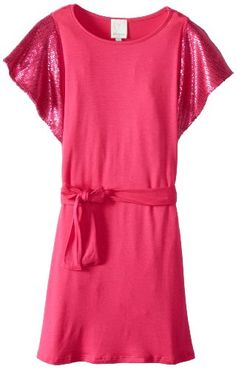 Ella Moss Girl Girls 7-16 Sadie Sparkle Sleeve Dress, Fuchsia, 12 Ella Moss,http://www.amazon.com/dp/B00E41X5FI/ref=cm_sw_r_pi_dp_TwVstb0VP797544J