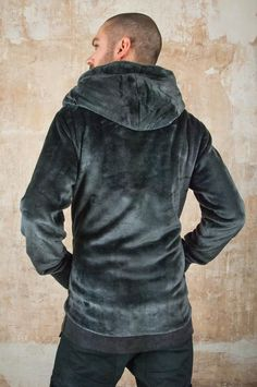 BLACK FRIDAY     Star Wars Style Winter Jacket Men or Cyberpunk Jacket with Post Apocalyptic Lookwith a super soft Fleece Jacket lining  If you want to have a really cool 3 in one All Season Jacket the NiPol Jacket is the one. The inside is so soft you will feel like in heaven. The outside layer is