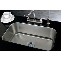 5470a53079a2089950b2d22d1f94da21  Undermount Kitchen Sink Stainless Steel  Kitchen Sinks