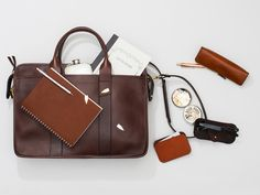 Travel Tools for the Globetrotting Dad   Office On the Go Kit   FATHOM