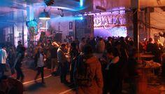 A La Kool par le collectif YGRK Klub le 25.01.14 // Abattoir de Cergy