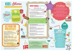 sometimes it's hard finding a well designed kids menu...