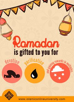 Read some personal & uplifting Ramadan tips from team members of IOU to gain the most out of it