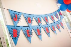 Spiderman Party with Lots of Awesome Ideas