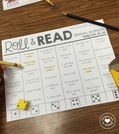 Fluency Freebie-Sparkling in Second Grade