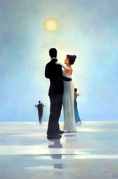 Dance Me to the End of Love - Vettriano