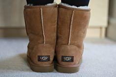 UGG Australia Classic boots | www.leanne-marie.com