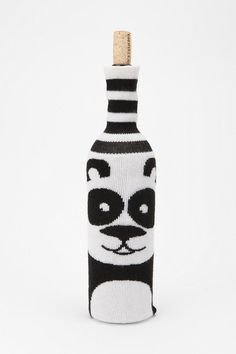 Panda Wine Koozie! <3 Which one of my Littles wants to buy this for me?