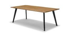 Lisse Teak Dining Table for 6