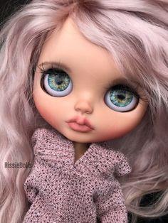 Pretty Dolls, Beautiful Dolls, Ooak Dolls, Blythe Dolls, Crea Fimo, Tan Girls, Dream Doll, Little Doll, Tan Skin