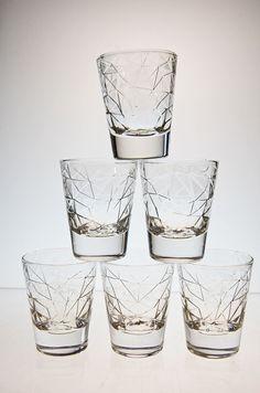 Ad Fundum! Dat kan met deze unieke Tequila Shotglaasjes, 6 stuks voor maar slechts 18€ bij Drankenwereld!