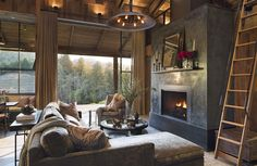 23 Creative Spaces Where Rustic Meets Modern - Inspiration