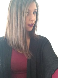 The long bob I went with
