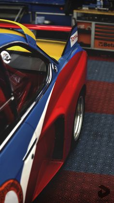 #BMW 3.0 CSL