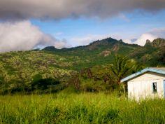 Fiji Country Side