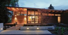 Portland-based studio Scott Edwards Architecture has completed the Hotchkiss Residence in Built by Hammer & Hand, this new contemporary square foot home is located on the Columbia river in Vancouver, Washington. Modern Exterior, Exterior Design, Rustic Exterior, Exterior Colors, Contemporary Architecture, Architecture Design, Contemporary Homes, Modern Homes, Residential Architect
