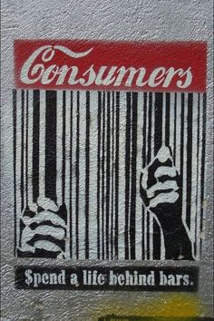 Most of us are completely unaware of our slavery to the corporations. What would happen if we all woke up and discovered what had been done to us in the name of profit for the rich?