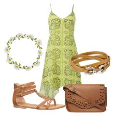 """""""Flower"""" by lucia-graff on Polyvore"""