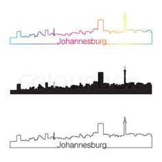 johannesburg skyline tattoo - Google Search