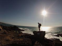 Ocean - Lisboa - April - Sunset