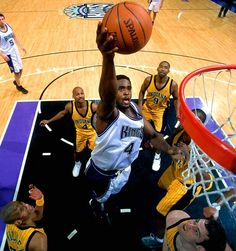 Chris Webber / Sacramento Kings, 1998–2005