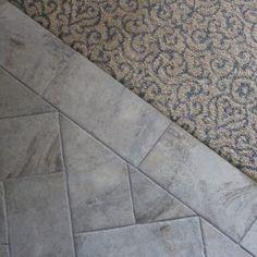 Carpet To Tile Threshold Strip