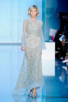 Elie Saab at Couture Fall 2011