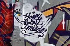 Dublin Docklands - Street Art - [ http://photography.osx128.com/dublin-docklands-street-art-8/ ] #Graffiti