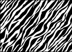 Zebra Printable Background -free for personal use