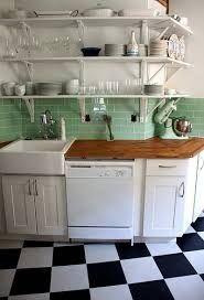 Afbeeldingsresultaat Voor Zwart Wit Geblokt Zeil Keukendecoratie Keukenplanken Droomkeuken