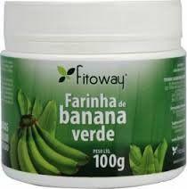 Farinha de Banana Verde por R$19,80